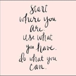 Other - You have to start somewhere 🎁